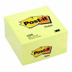 Cubo Foglietti Post-it® 636